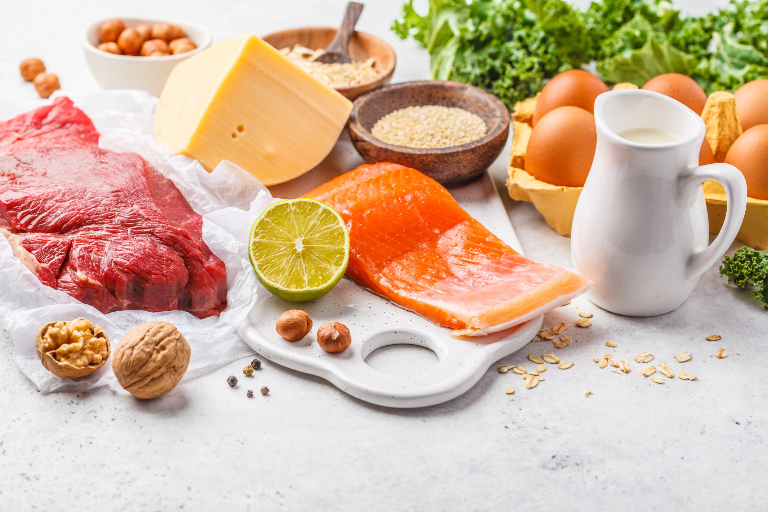image food tested food intolerance kit