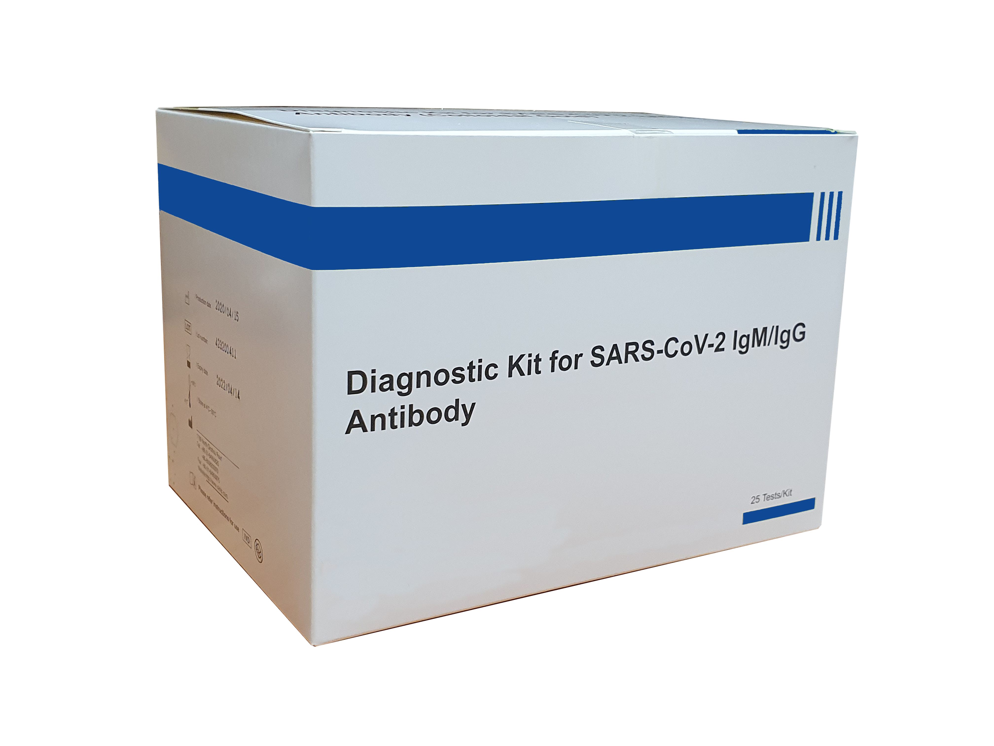foto kit test rapido sierologico covid-19
